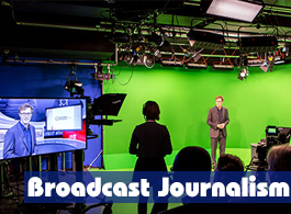 MA. Broadcast Journalism in Lucknow