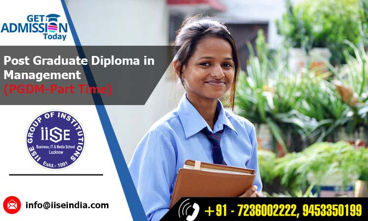 PGDM Part Time course in Lucknow